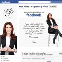 Facebook: Asun Parra - Maquillaje y Moda. A Software Development project by Francisco Javier Martínez Pardillo - 09.17.2011