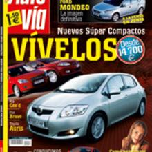 Portadas Motorpress Ibérica. Un proyecto de Diseño de Javier Sánchez Nagore - 28.09.2011