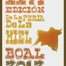 Mapa de Miel. Un proyecto de Diseño y Publicidad de Alejandro Mazuelas Kamiruaga - 08.11.2011