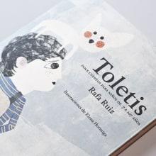 Libro · Toletis. Un proyecto de Diseño de Roberto Vidal Studio - 02.11.2011