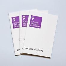 Catálogo · Proyecto 9. Un proyecto de Diseño de Roberto Vidal Studio - 02.11.2011