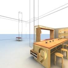 Espacios. Un proyecto de Instalaciones de Roberto Vidal Studio - 03.11.2011
