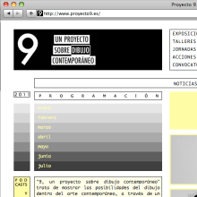 Web · Proyecto 9. Un proyecto de Diseño de Roberto Vidal Studio - 02.11.2011