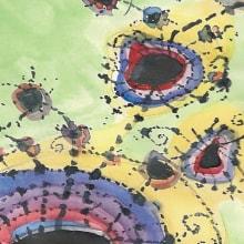 Fractales. Un projet de Illustration , et Développement de logiciels de Erika Aguilar - 19.12.2011
