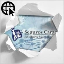 Seguros Caracas (Portal). Un proyecto de Diseño, Desarrollo de software e Informática de Joel Astete - 16.11.2011