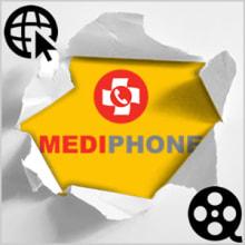 Mediphone (Presentación Comercial). Un proyecto de Diseño, Música, Audio, Desarrollo de software, UI / UX e Informática de Joel Astete - 16.11.2011