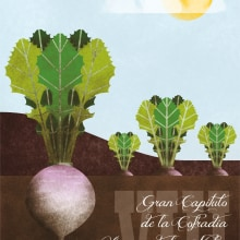 La Güerta. Un proyecto de Diseño, Ilustración y Publicidad de Alejandro Mazuelas Kamiruaga - 19.12.2011