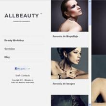 Allbeauty. A Software Development project by Francisco Javier Martínez Pardillo - 11.24.2011