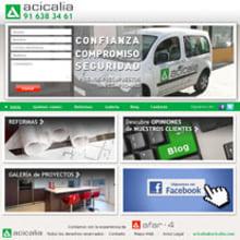 Acicalia. A Software Development project by Francisco Javier Martínez Pardillo - 11.24.2011