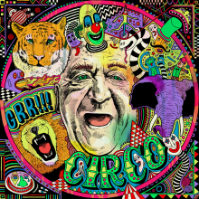 CIRCO. Un projet de Illustration de Eduardo Bertone - 02.01.2012