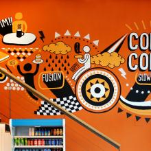 COMO COMO. Un proyecto de Instalaciones de Eduardo Bertone - 03.01.2012