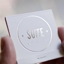 Suite. Erotic shop branding. Un proyecto de Diseño e Ilustración de MODIK - 09.01.2012