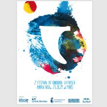 La Rosca Surf  Festival. Un proyecto de Diseño, Ilustración y Publicidad de mauro hernández álvarez - 16.01.2012