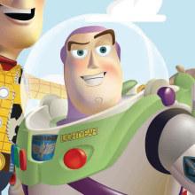 Toy Story // Illustrator. Un proyecto de Diseño e Ilustración de Marta Sánchez García - 30.01.2012