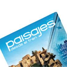 Revista Paisajes desde el tren (Renfe). Un proyecto de Diseño de Laura Abad - 11.04.2012