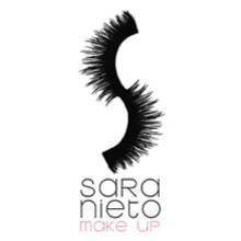 Identidad Sara Nieto make up. Un proyecto de Diseño de Laura Abad - 11.04.2012