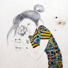 mental madness. Um projeto de Ilustração de ivana flores - 20.02.2012
