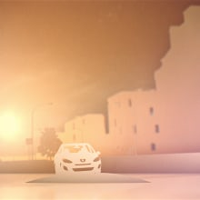 PEUGEOT. A Design, Advertising, and Motion Graphics project by LA HUELLA FX - 03.26.2012