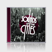 Portada Sounds of the Cities. Un projet de Design  de Zeus Alonso - 03.04.2012