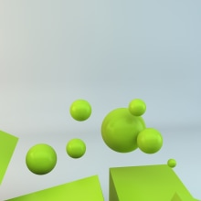 Banners estáticos 3Dweek. Um projeto de Design e 3D de 3Dweek - 11.05.2012
