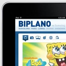 Biplano / iPhone & iPad App. Un proyecto de Diseño y UI / UX de laKarulina - 11.05.2012