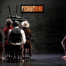 Fotografía (Spettatori). Un proyecto de Fotografía de Lara Sànchez Guirado - 17.05.2012