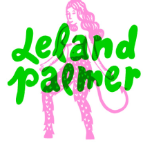 Leland Palmer (logotipo). A Design & Illustration project by Albert Aromir Ayuso - 05.17.2012