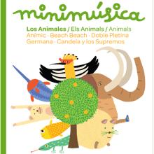 minimúsica . A Design & Illustration project by Albert Aromir Ayuso - 05.17.2012