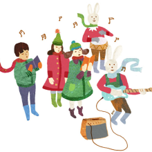 Christmas. A Design & Illustration project by Albert Aromir Ayuso - 05.17.2012