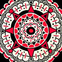 MASCARETA. A Design, Illustration, and UI / UX project by Rafael Bertone - 05.25.2012