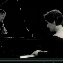 Vídeo promocional del dúo García-Esteban. Um projeto de Música e Áudio e Cinema, Vídeo e TV de Estudio Menta - 30.05.2012