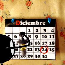 Feliz Navidad con el Día D. Un proyecto de Publicidad, Motion Graphics, Cine, vídeo, televisión y Stop Motion de Sofía Villafañe - 12.12.2011