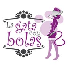 La gata con bolas. Un proyecto de Diseño e Ilustración de Jose Martínez Calderón - 25.06.2012