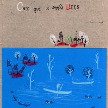 * ON ANeM ? * . Un proyecto de Ilustración de Meri Hernández - 10.07.2012