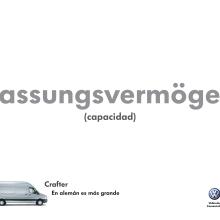 CRAFTER CAPACIDAD EN ALEMAN. Un proyecto de Diseño y Publicidad de Abner Recinos Mejia - 03.08.2012