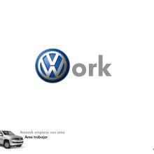 Amarok Work. Un proyecto de Diseño y Publicidad de Abner Recinos Mejia - 06.08.2012