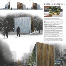 Espejito, espejito.... Un proyecto de Diseño, Instalaciones y 3D de Alejandro Mazuelas Kamiruaga - 25.08.2012