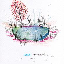 Series de 8. Un proyecto de Ilustración de Meri Hernández - 30.08.2012