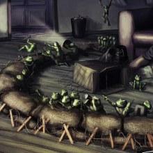 """""""Mistakes"""". Un proyecto de Diseño, Ilustración y Publicidad de Andrés Mencía Renda - 03.09.2012"""