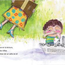 En un barquito de papel. Un progetto di Illustrazione di Nanen - 05.09.2012