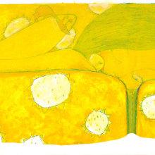 Tierra Caprichosa. Un progetto di Illustrazione di Nanen - 05.09.2012