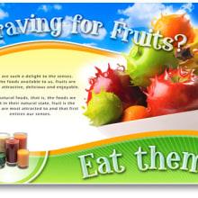 Crazy fruit. Um projeto de Design, Ilustração e Fotografia de Ineshi - 07.09.2012