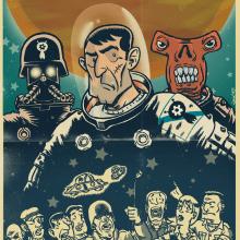 Barsowia 14. Un proyecto de Ilustración de Sergio Covelo Moreira - 25.09.2012
