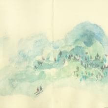 :: notebook ::. Un proyecto de Ilustración de Meri Hernández - 14.08.2012