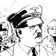 World War II Book. Un projet de Illustration de Nicolás Castell - 22.10.2012