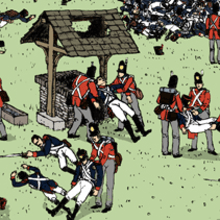 Waterloo Project. Un projet de Illustration de Nicolás Castell - 22.10.2012