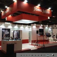 Salón Look Internacional 2012 - Fama Fabré. Un proyecto de Diseño y Publicidad de Actimundi - Agencia de Marketing y Comunicación - 15.11.2012