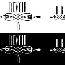Revoir By Logo. Um projeto de Design de Isabel Martín - 18.11.2012