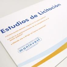 Folleto Producto. Un proyecto de  de Silvia Iglesias - 20.11.2012