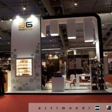 Cosmobelleza 2012 - Asuer Group. Un proyecto de Diseño, Publicidad e Instalaciones de Actimundi - Agencia de Marketing y Comunicación - 26.11.2012
